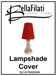 Quick Knits Lampshade Cover